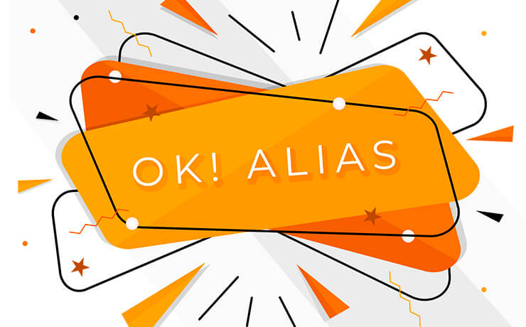 OK! Alias  - Popular company word game