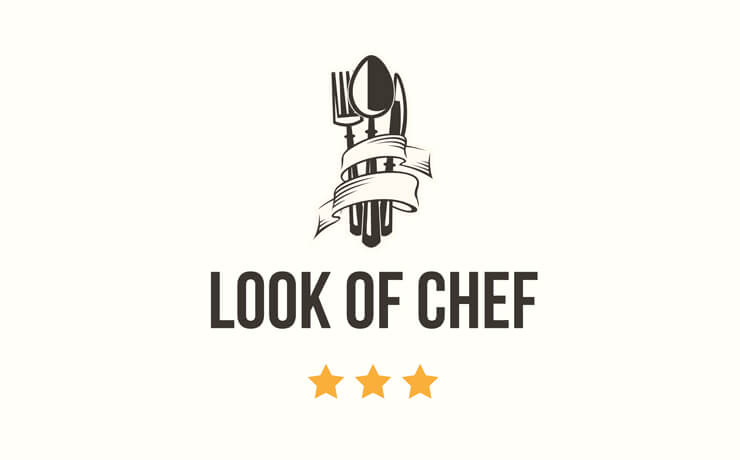 Look Of Chef  - A cookbook for those who want to cook like a chef